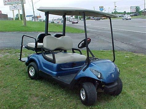 Lamborghini Golf Cart Custom Lifted Golf Cart 2011 Lamborghini Orange