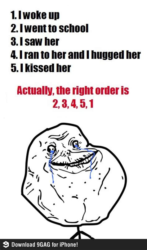 Meme Comic Tumblr - forever alone funny meme funny memes and pics