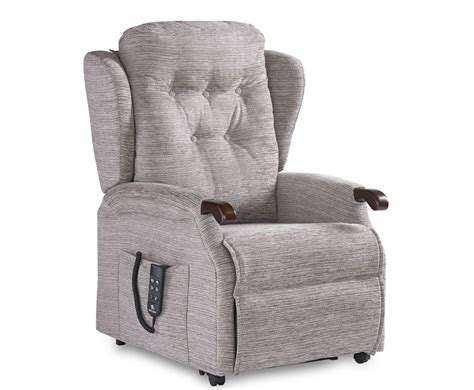 Recline And Rise Chairs by Hepburn Upholstered Rise And Recline Chair