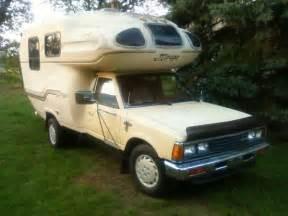 Nissan Rv Nissan Motorhome 1984 Rv Cing Stuff