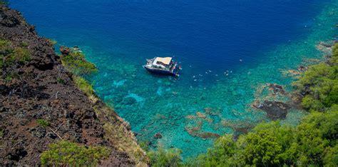 snorkel kona kealakekua bay hawaii fair wind cruises - Fairwinds Catamaran Kona Hawaii