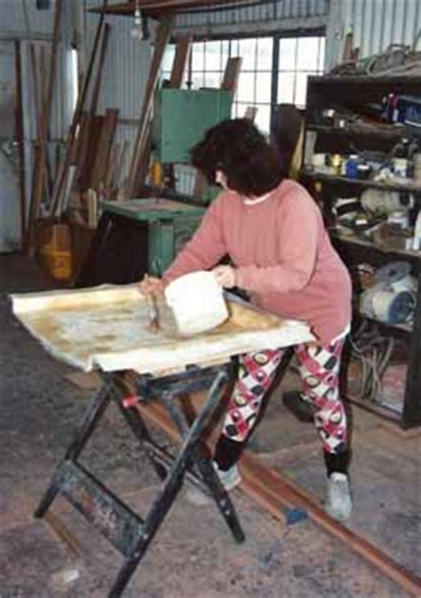 why polyester is used for making sails for boats our self build boat project moulding fiberglass components