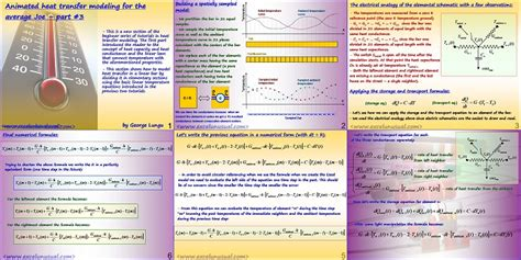 Exle Of Energy Transfer by All Worksheets 187 Heat Transfer Worksheets Printable