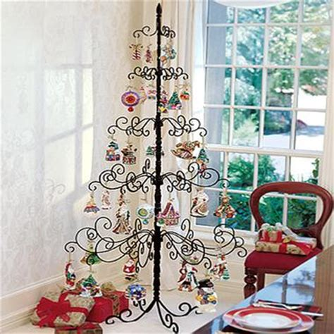 wrought iron trees for christmas wrought iron christmas