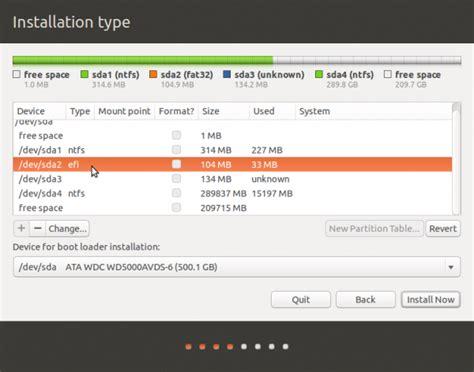 format gpt partition ubuntu gpt разделы диска для системы ubuntu 13 10 на компьютерах