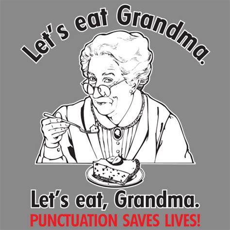 Comma Meme - online course lady writing laboratory let s eat grandma
