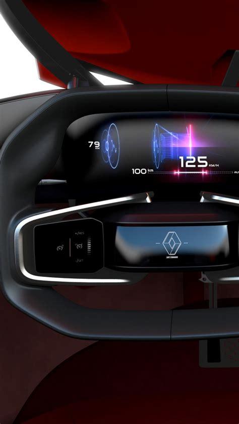 renault trezor interior wallpaper renault trezor supercar auto 2016