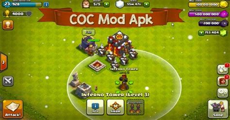 download mod game clash of clans android clash of clans apk download latest version for android