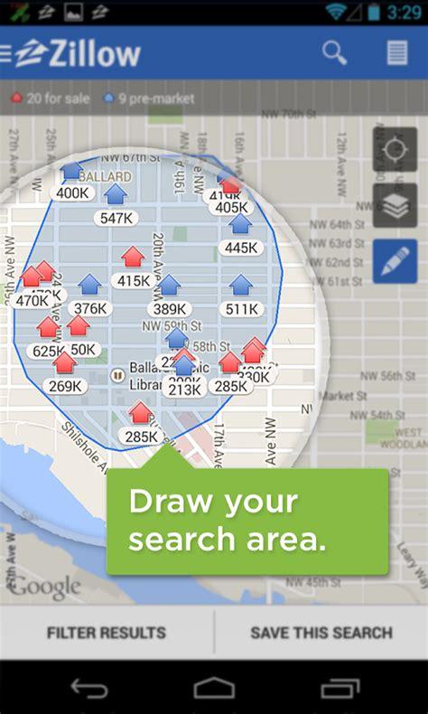 Zillow Google | zillow real estate rentals screenshot