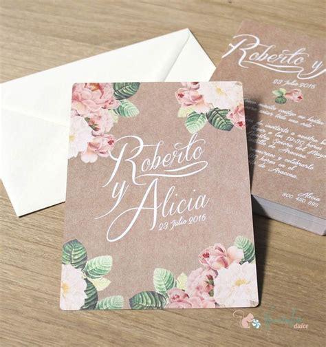 tendencias 2018 invitaciones boda kraft blanco color estudio posidonia invitaciones de boda vintage invitaciones de boda vintage ceremonia retro diseno casa