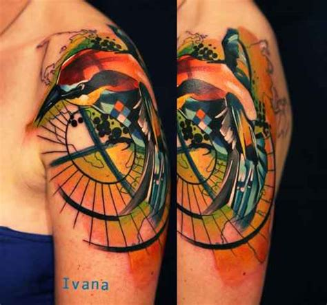 tattoo artist ivana belakova los angeles united states