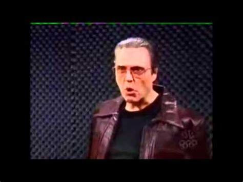 christopher walken says quot is more cowbell quot for 10 minutes