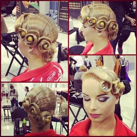 haircut competition games 167 best images about ballroom hair makeup and