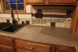 Kitchen Countertops Refinishing Epoxy Kitchen Countertop Refinishing Kits Armor Garage