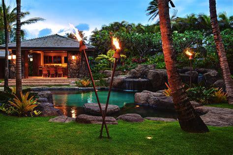 Interior Design Hawaiian Style World Class Kailua Beach Front Estate In Hawaii