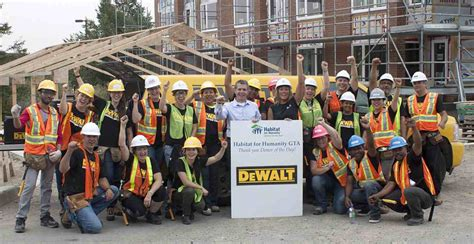 stanley black and decker careers stanley black decker canada at habitat for humanity