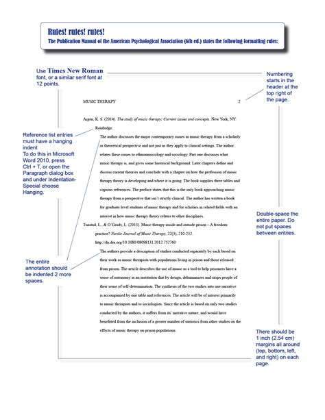 apa report template apa research paper template word 2010 6 popular