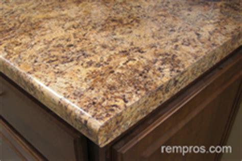 Granite vs laminate kitchen countertop ? comparison chart.