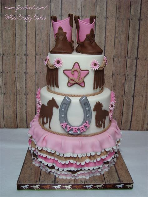 imagenes de tortas vaqueras little cowgirl cake cakecentral com