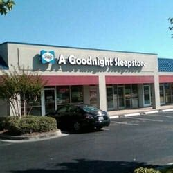 Mattress Stores In Wilmington Nc by A Goodnight Sleepstore Furniture Stores 6502 Market St