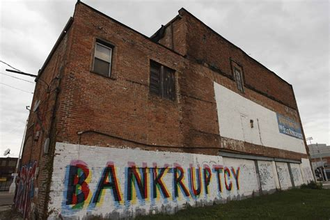 Detroit Michigan Court Search Detroit Bankruptcy Detroit Eligible For Bankruptcy Protection Judge Toronto