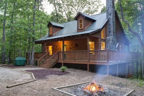 Blue Creek Cabins by Foto De Cleveland Log Cabin Rentals In Helen Ga