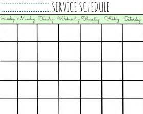Schedule Calendar Printable Schedule Calendar Gameshacksfree