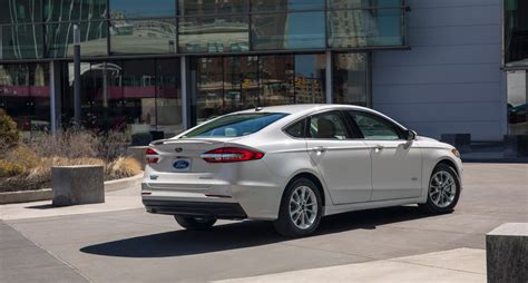 2019 Ford Fusion by 2019 Ford Fusion Debuts Modest Updates Ford Authority