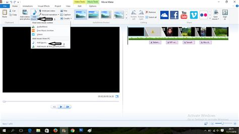 membuat video maker cara membuat video slide show dari foto dengan movie maker
