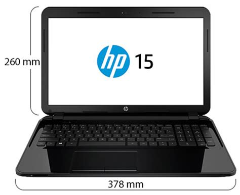 "souq   hp 15 laptop intel core i3 3110m, 15.6"", 500gb"