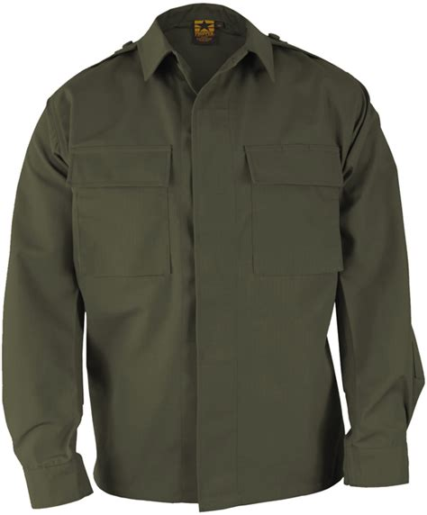 Pocket Shirt Abu Abu Tribal olive drab sleeve 2 pocket bdu shirt polyester