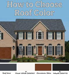 how to choose exterior paint 1000 images about exterior color schemes on