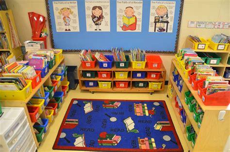 place called kindergarten classroom
