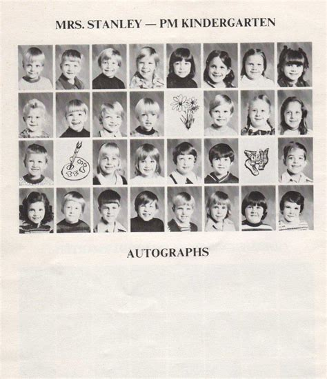 year book pictures 1975 1976 kinder elementary school miamisburg ohio yearbook