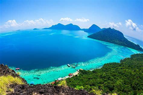 backpacking  borneo island  asia   world