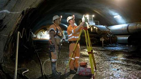 surveyor underground minjar gold brisbane qld