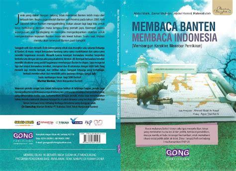 masalah pengelolaan program corporate social launching buku membaca banten membaca indonesia rahmatullah