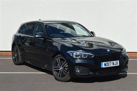 Bmw 1er Reihe Edition M Sport Shadow by Bmw 1 Series 120i M Sport Shadow Edition 5 Door 2 0 5dr