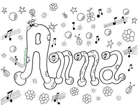 disegni di fiori da stare e colorare nomi da colorare su mondofantastico