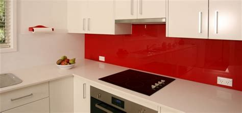 What is a Metaline Splashback?