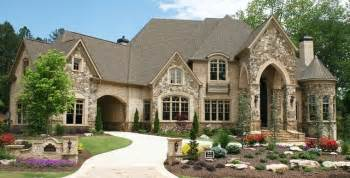 Traditional Style Homes by Luxury European Style Homes Traditional Exterior