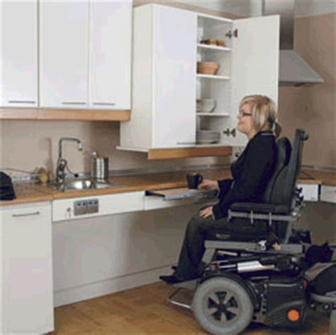 handicap accessible kitchen cabinets a wheelchair accessible sink should be shallow only 5 to