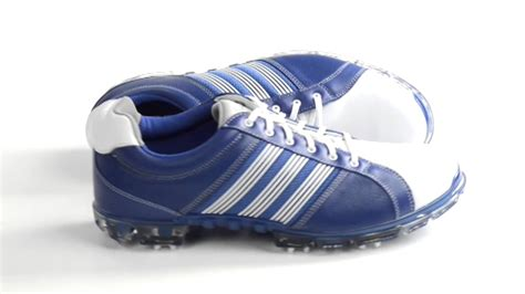 adidas adicross tour golf shoes leather thintech 174 puremotion for