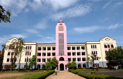 colleges in colleges in trivandrum