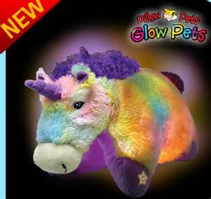 as seen on tv glow pets by the makers of pillow pets