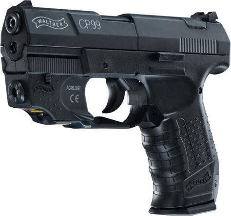 Cp Black 4 Walther Cp99 Black 4 5mm Actionshop