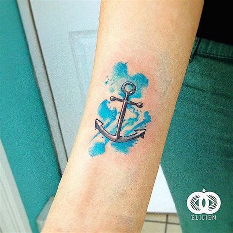 nautical wrist tattoos best 25 navy anchor tattoos ideas on small