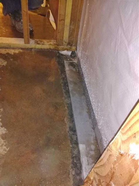 quality basement waterproofing quality 1st basement systems basement waterproofing