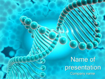 powerpoint templates free genetics genetic dna powerpoint template backgrounds id