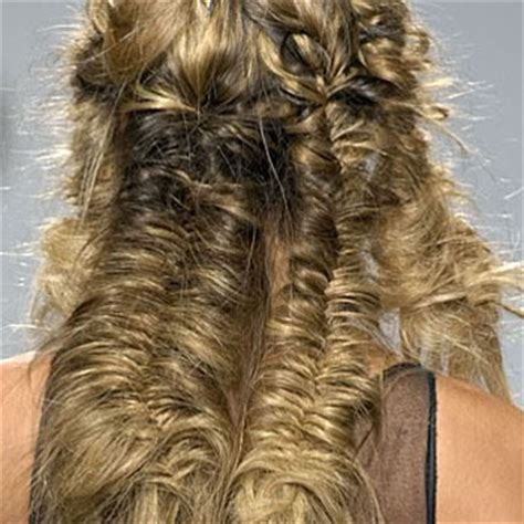 hairstyles with multiple braids how to do a fishtail braid